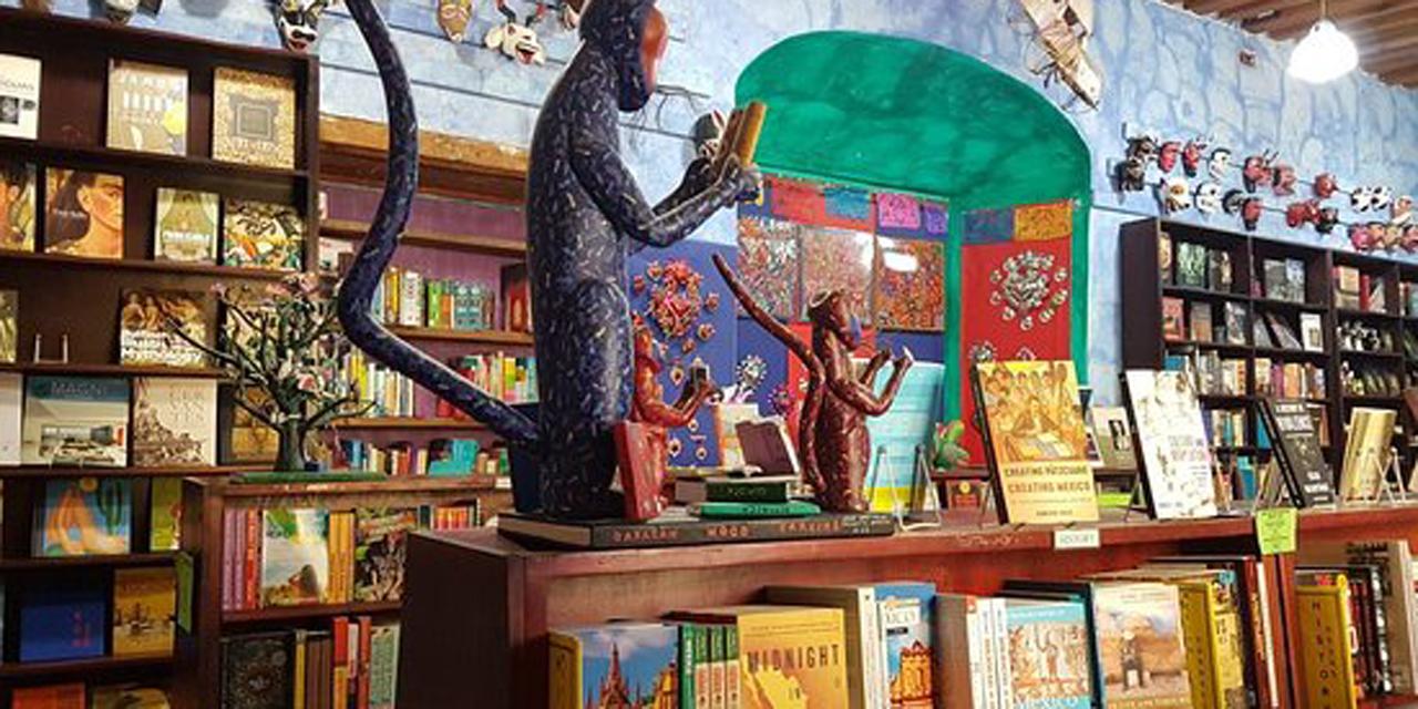 Crisis por Covid lleva al  cierre de Amate Books