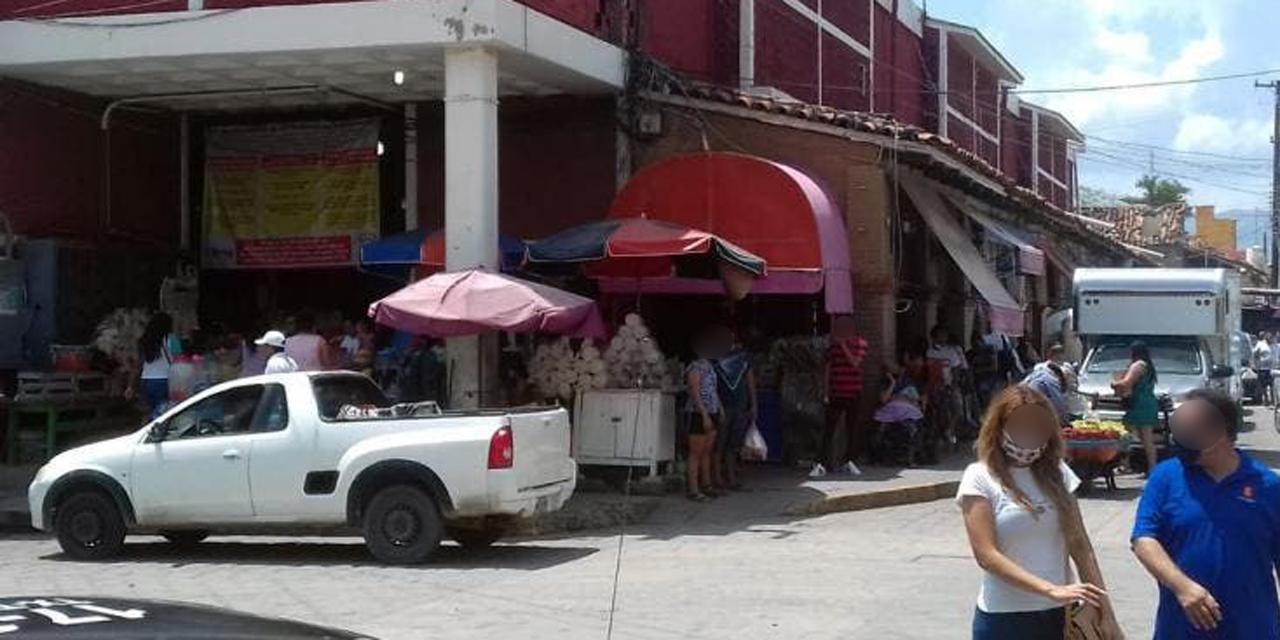 Locatarios de Tehuantepec exponen desatención de autoridad municipal   El Imparcial de Oaxaca