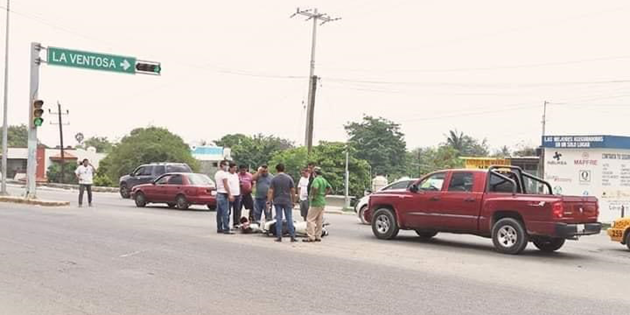Semáforos descompuestos en Salina Cruz, peligro para automovilistas | El Imparcial de Oaxaca