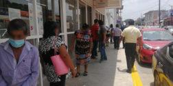 Trabajadores despedidos en Ciudad Ixtepec exigen pagos