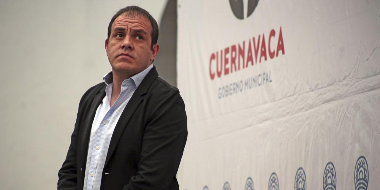 Detectan redes de lavado de dinero en torno a Cuauhtémoc Blanco | El Imparcial de Oaxaca