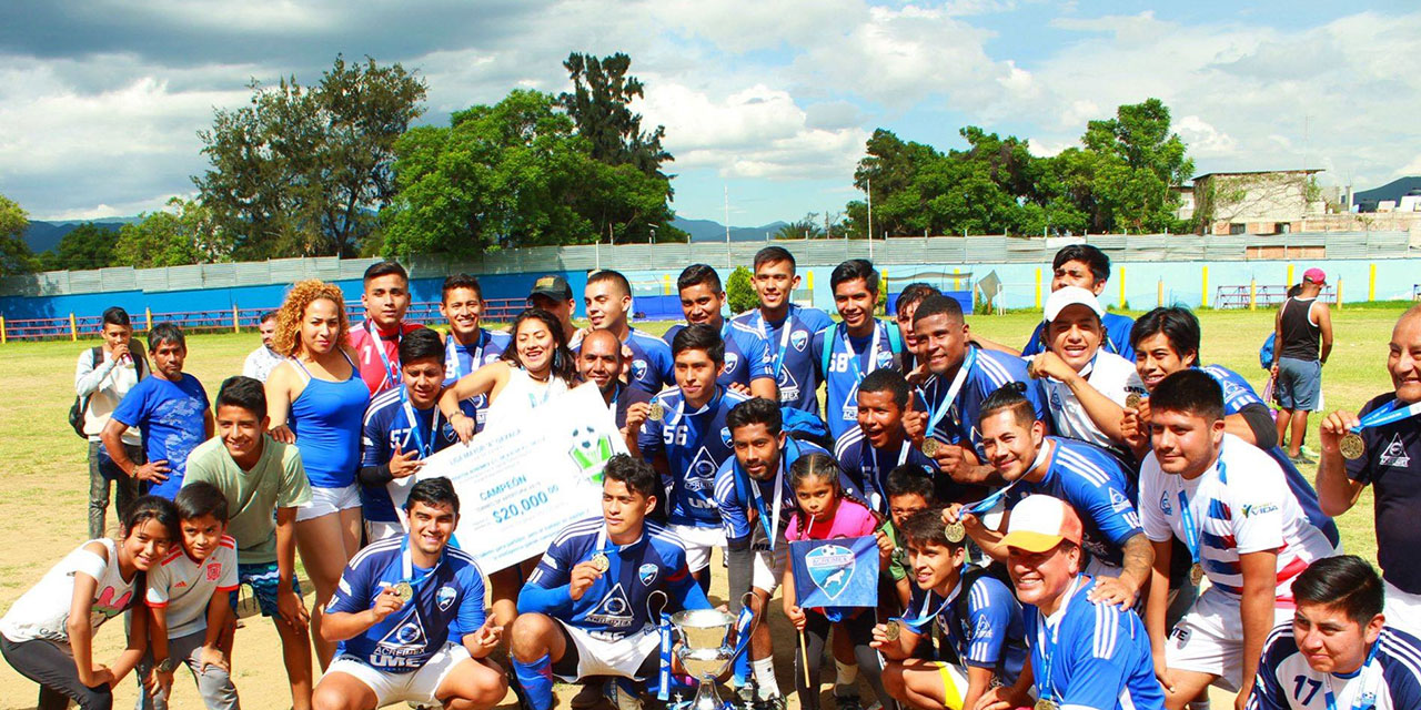Carneros, a un año del campeonato | El Imparcial de Oaxaca