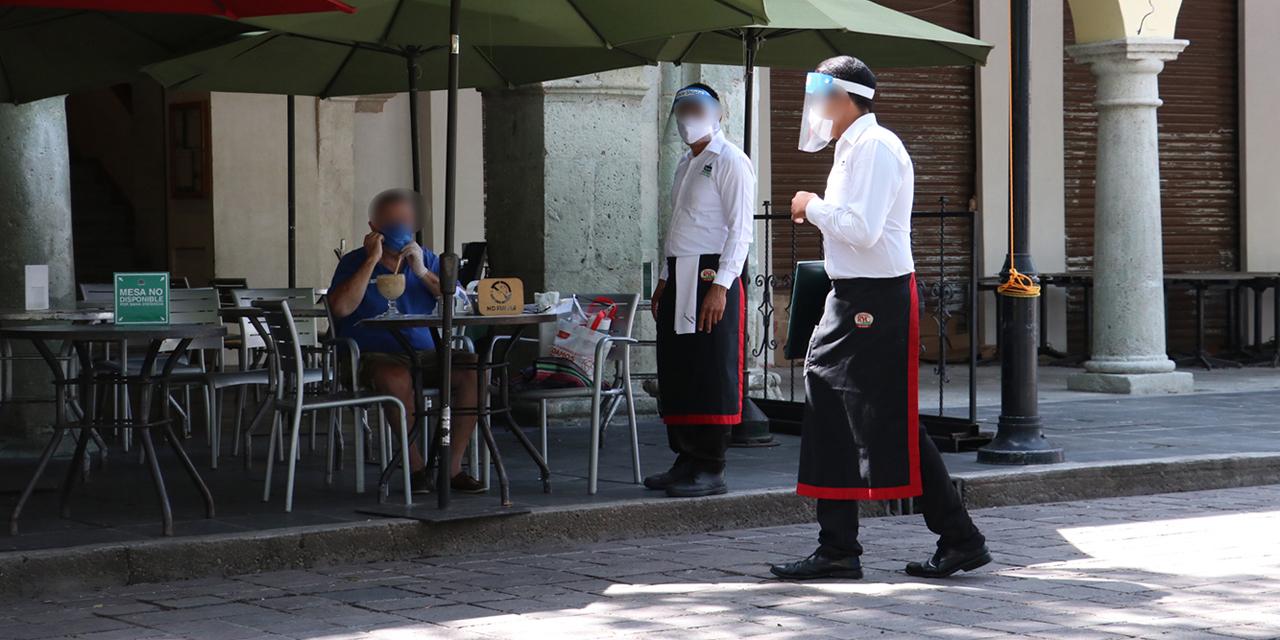 Restaurantes sin clientela en Oaxaca   El Imparcial de Oaxaca