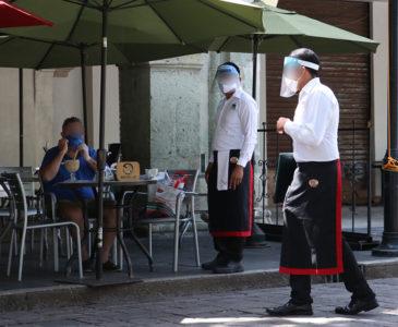 Reabren restaurantes y parques en Oaxaca