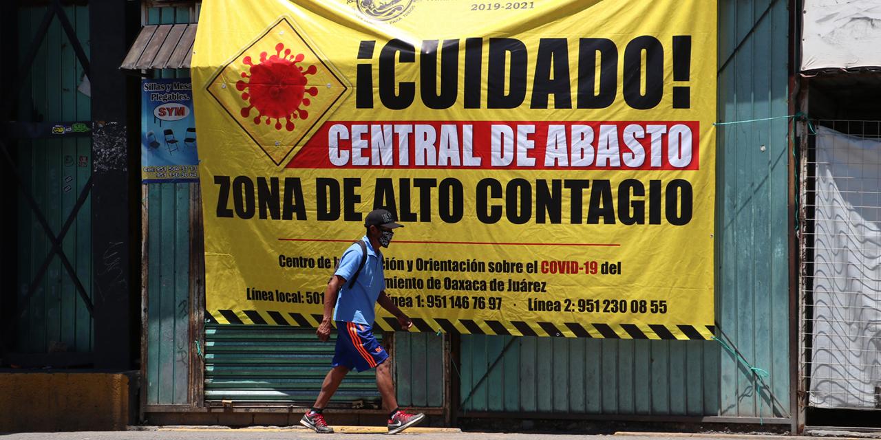 Central de Abasto, zona de alto riesgo por inseguridad y contagios | El Imparcial de Oaxaca