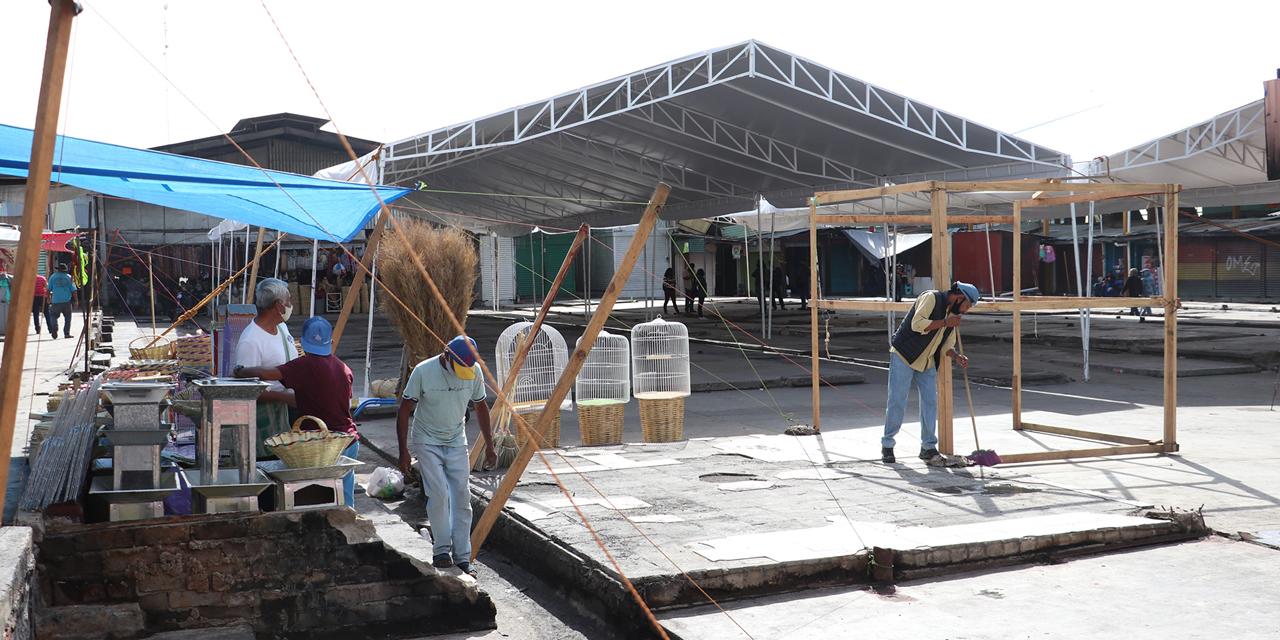 Burocracia frena los apoyos para locatarios de la Central | El Imparcial de Oaxaca