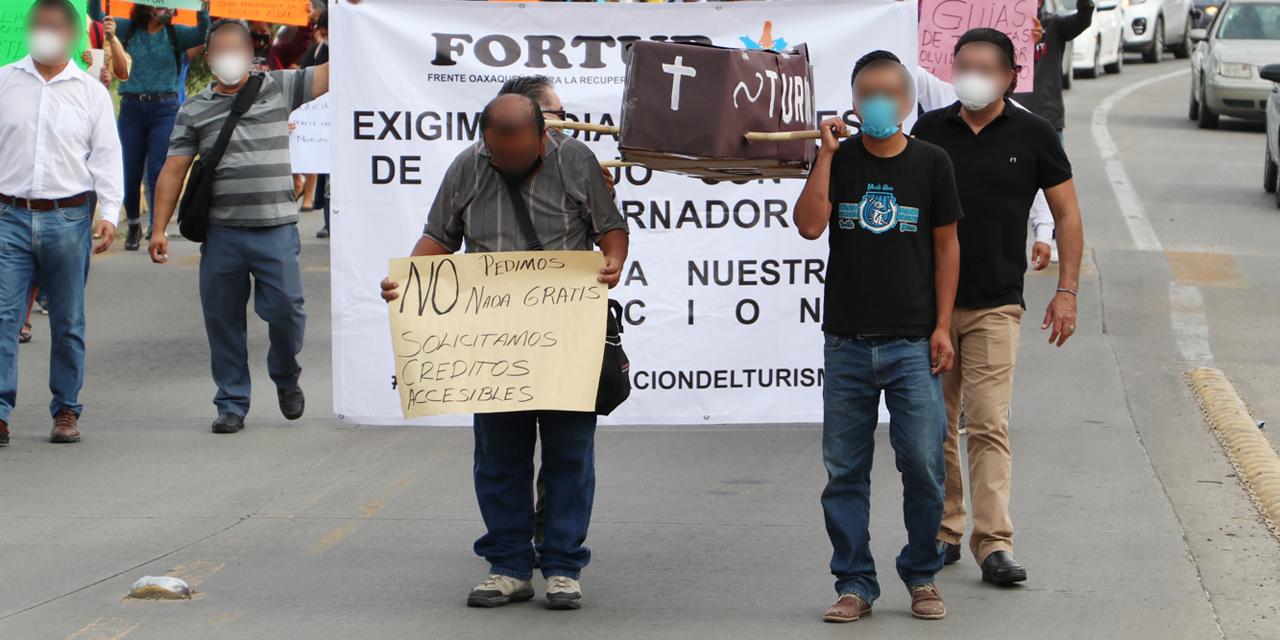 Fortur solicita 200 mdp en créditos para hacer frente a crisis | El Imparcial de Oaxaca