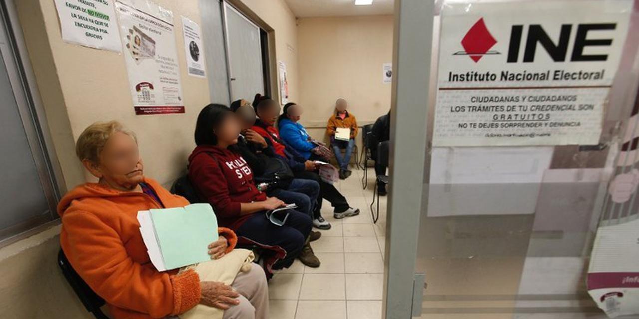 INE reabrirá módulos de atención para entrega de credenciales   El Imparcial de Oaxaca