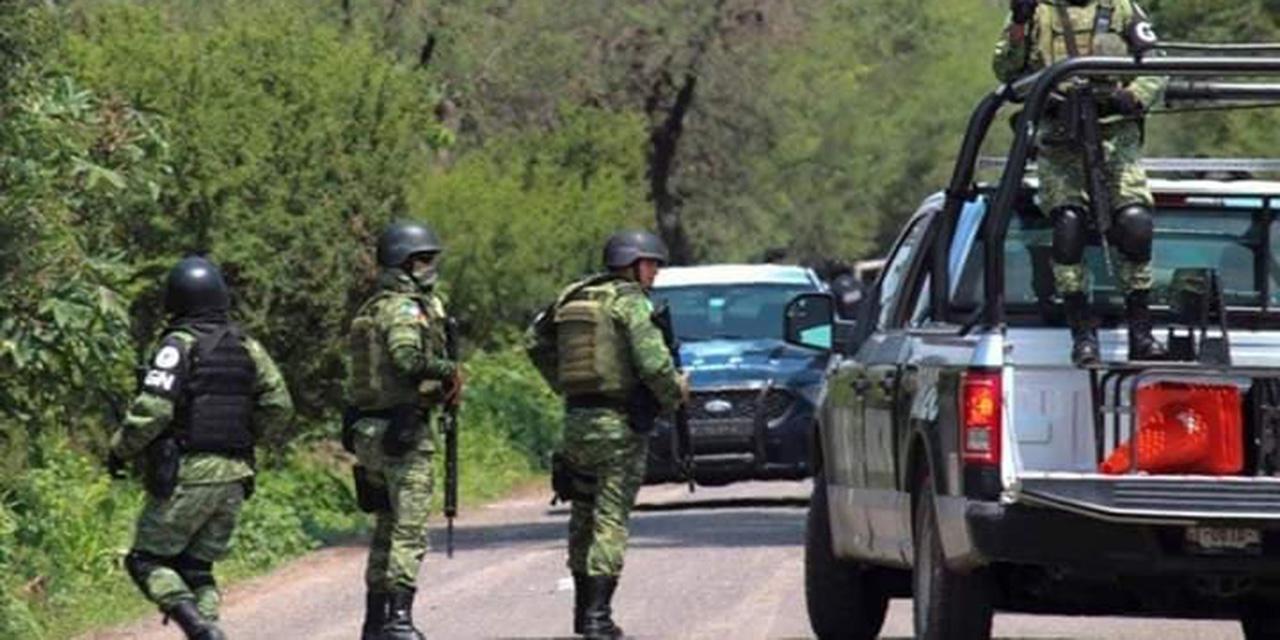 Guardia Nacional abate a sujeto armado en Huatulco | El Imparcial de Oaxaca