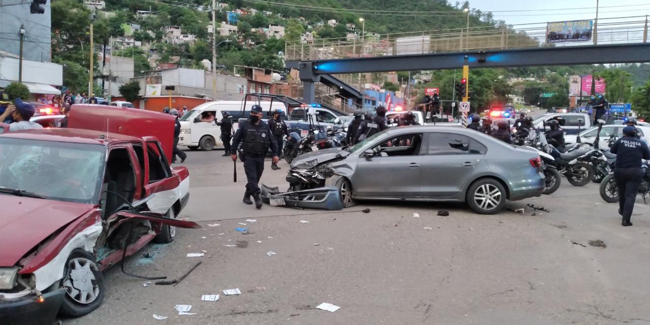 Taxistas de Oaxaca operan en la impunidad | El Imparcial de Oaxaca