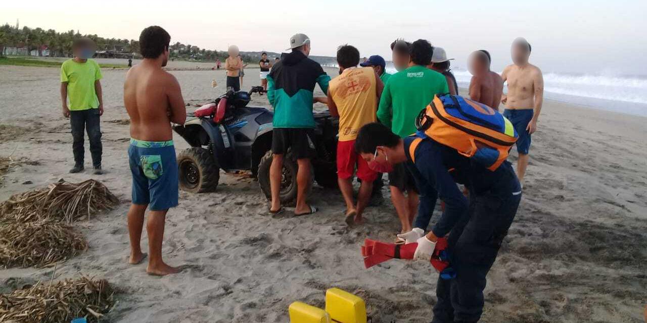 Playa Zicatela regresa a la nueva normalidad sin atender recomendaciones | El Imparcial de Oaxaca
