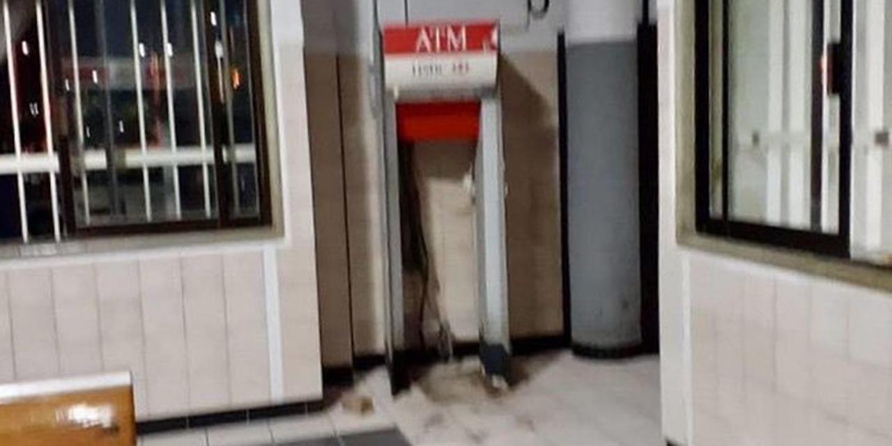 Roban cajero automático de terminal de Juchitán   El Imparcial de Oaxaca
