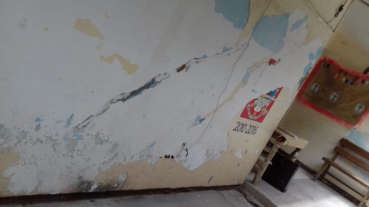 Centro de Salud de Cuicatlán presenta daños por sismo | El Imparcial de Oaxaca