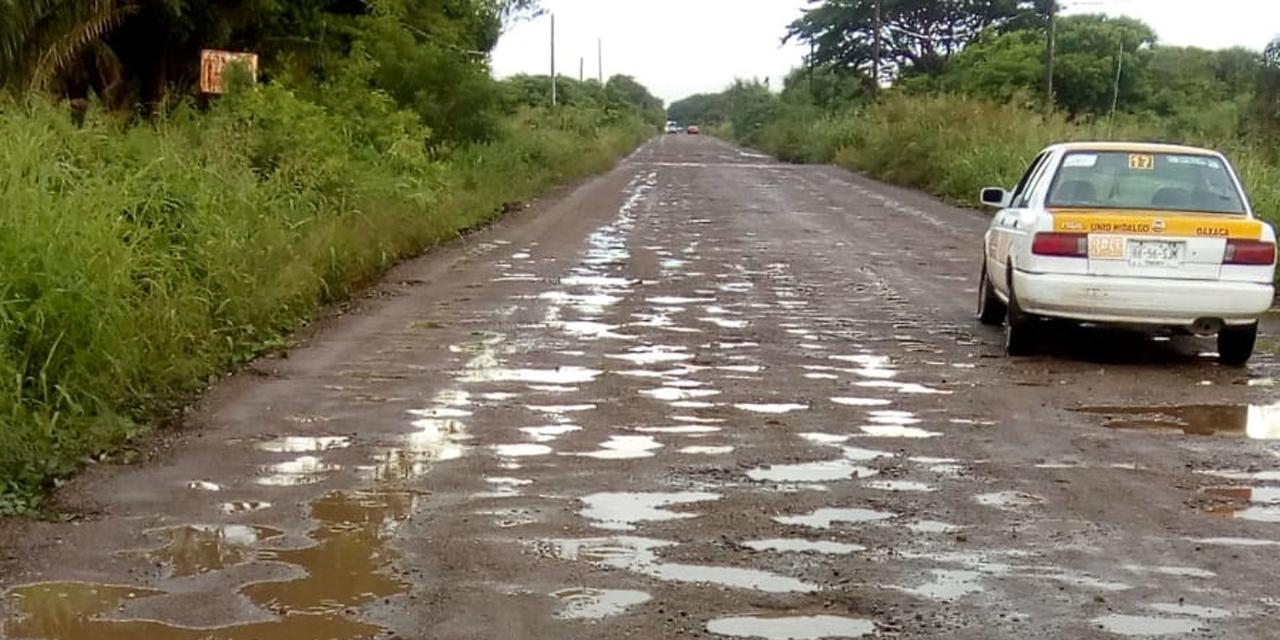 Acuerdan reencarpetamiento de carretera de Unión Hidalgo para septiembre | El Imparcial de Oaxaca