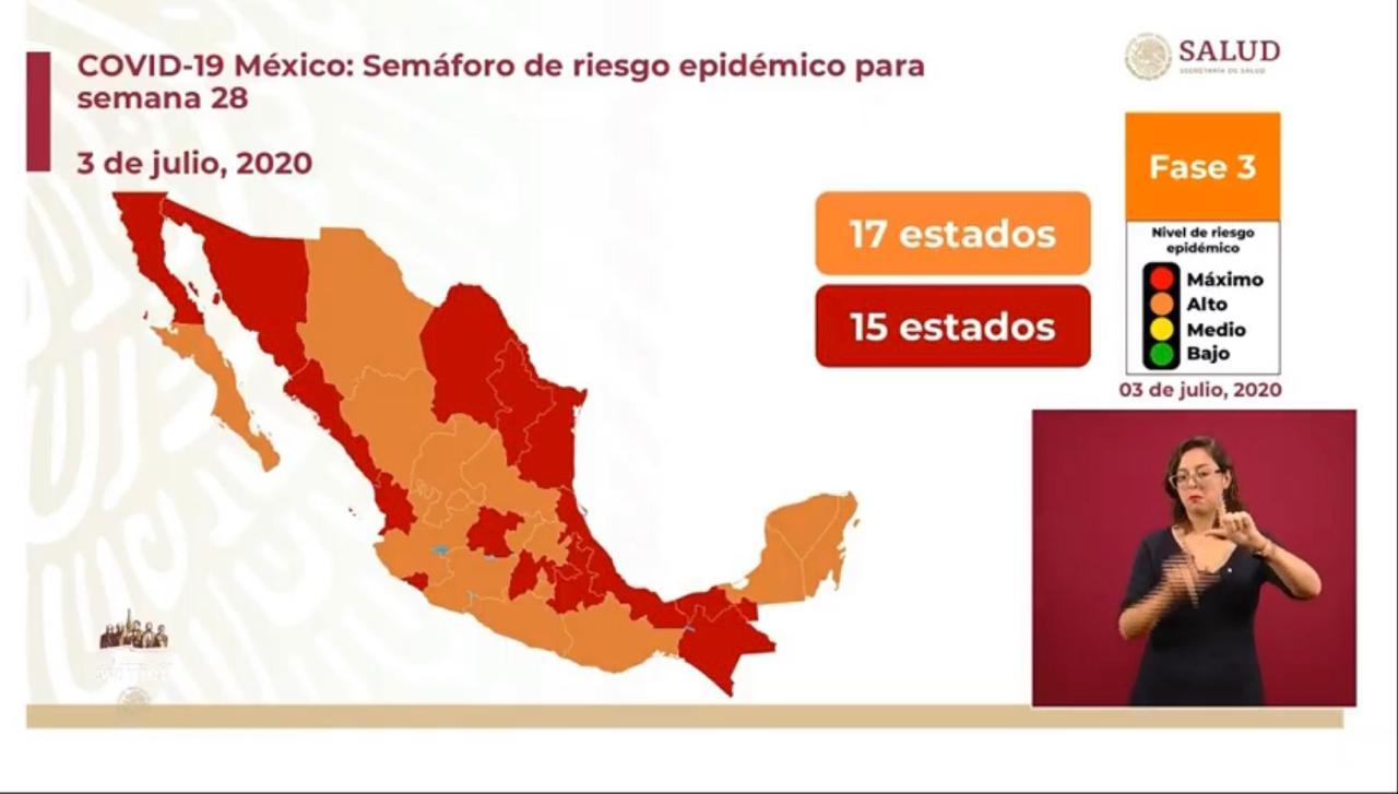 Preocupa a personal de salud cambio a semáforo naranja | El Imparcial de Oaxaca