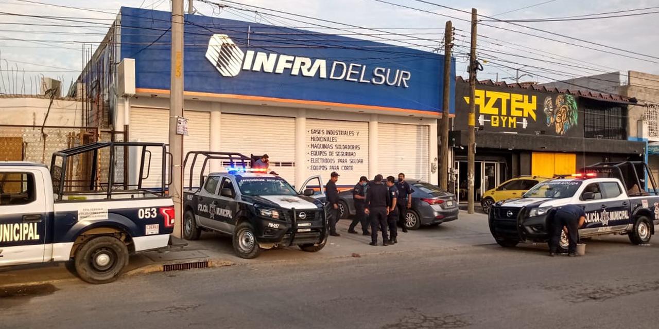 Extorsionan y roban local en Salina Cruz | El Imparcial de Oaxaca