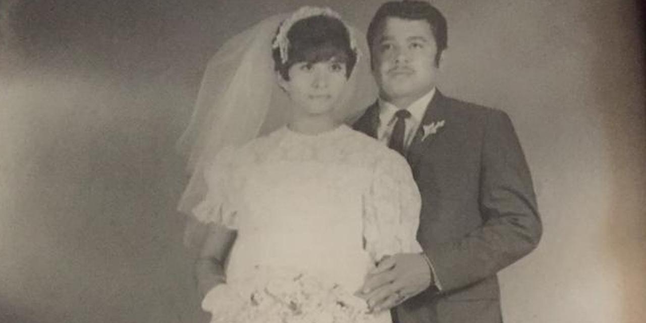 José Álvaro y Teté celebran 50 años de matrimonio
