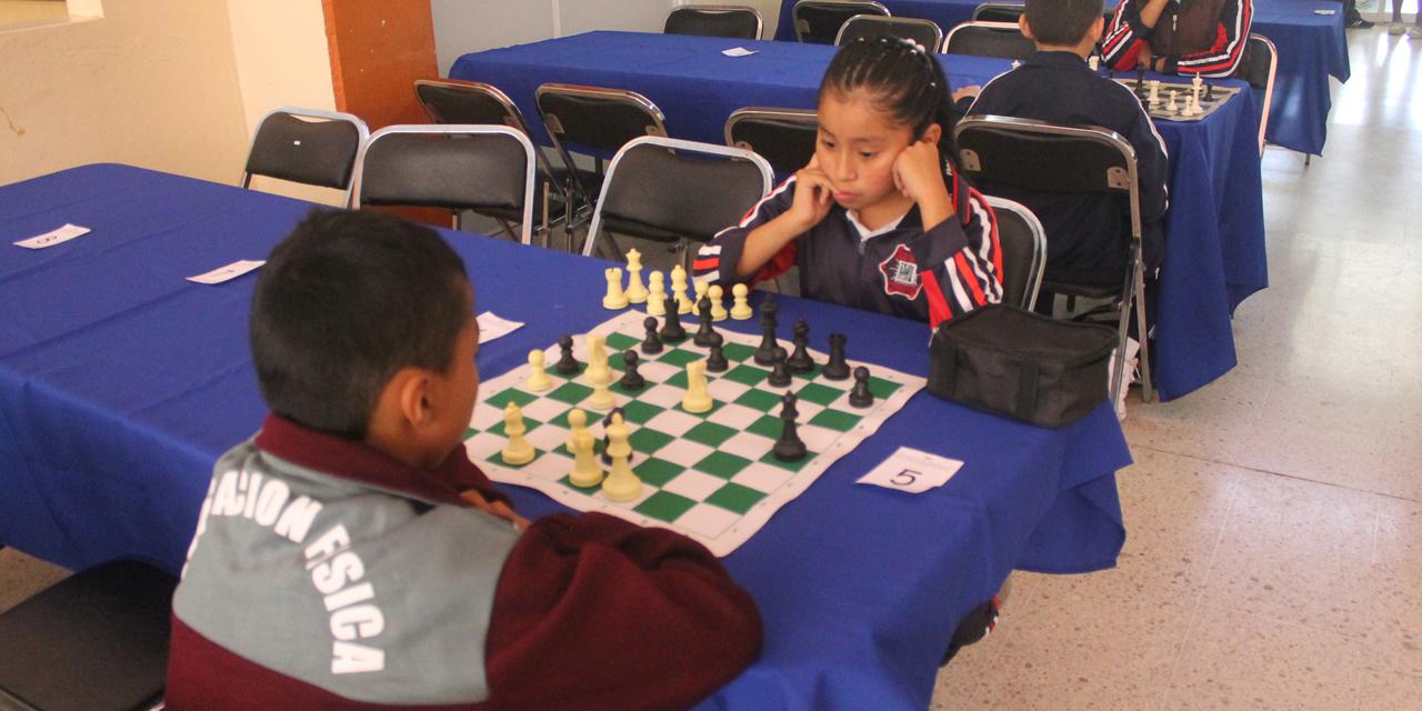 Presentan curso online de ajedrez para infantes | El Imparcial de Oaxaca