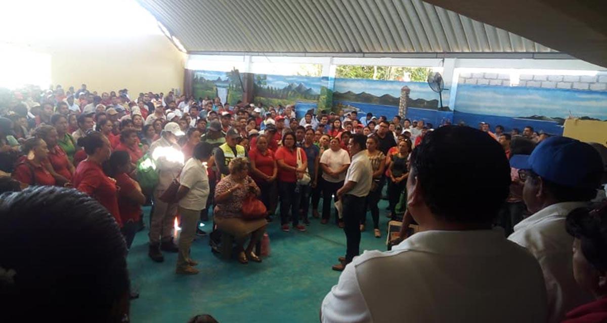Covid-19 en empleados del SETSHA | El Imparcial de Oaxaca
