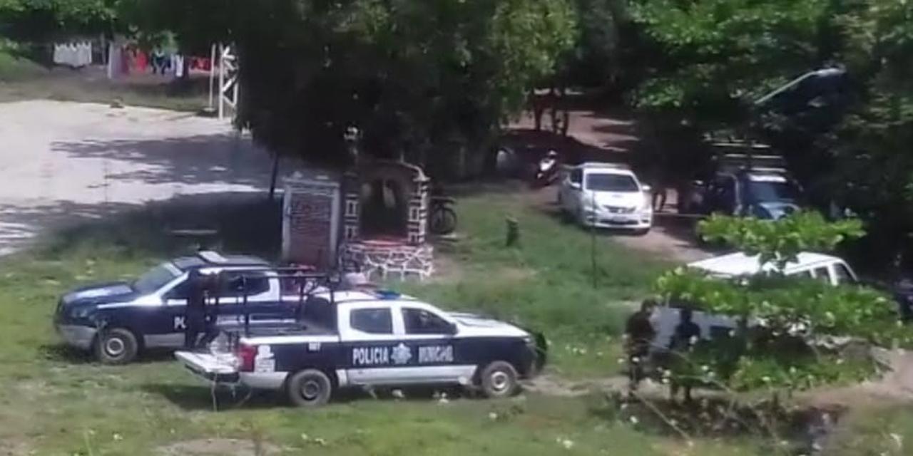 Cierran bar clandestino y detienen a 4 en Tehuantepec   El Imparcial de Oaxaca