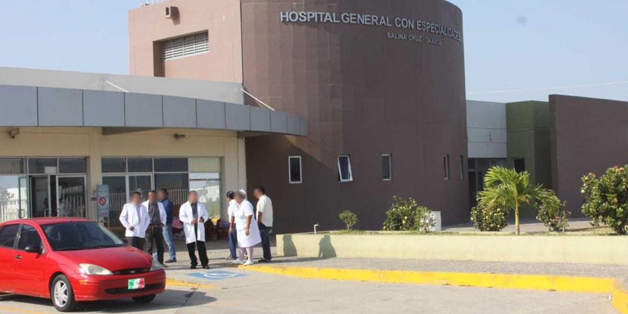 Hospitales del Salina Cruz luchan por combatir casos de Covid-19 | El Imparcial de Oaxaca