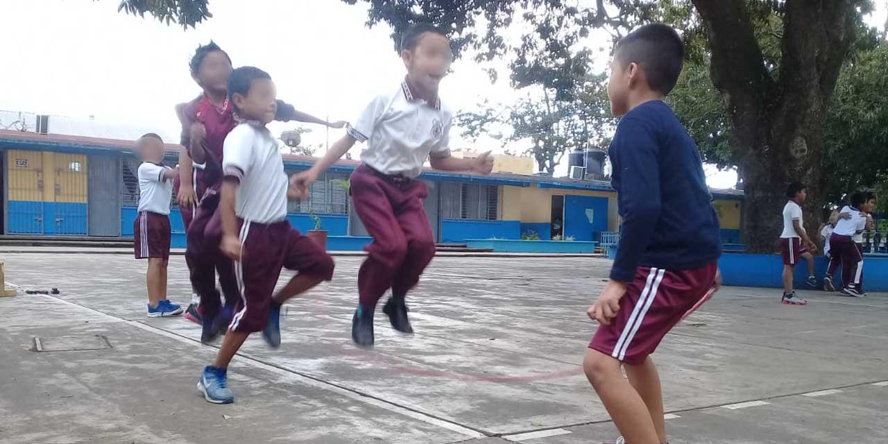 Incude realizará primer torneo de salto de cuerda | El Imparcial de Oaxaca