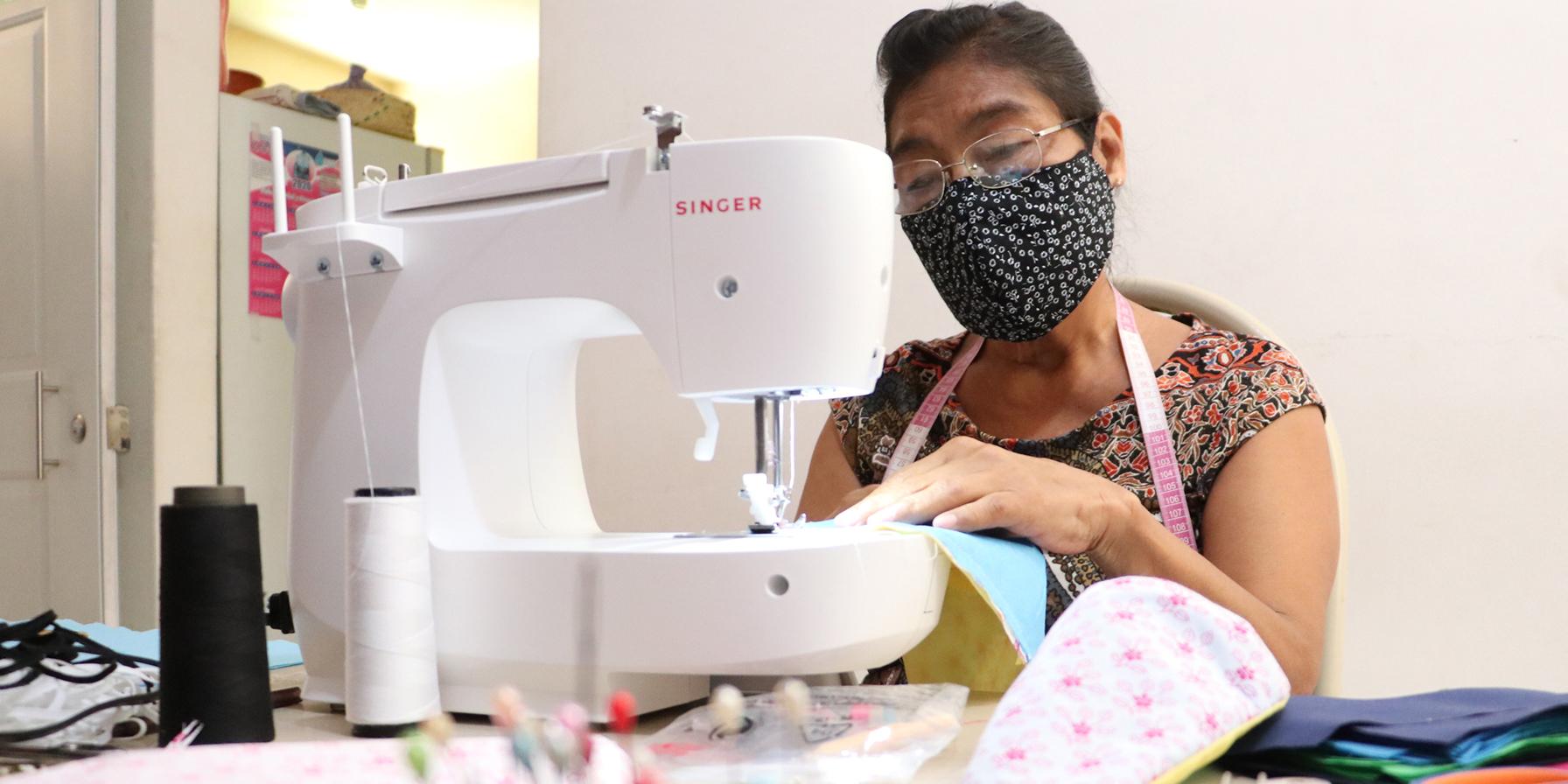 El desempleo lleva a Virginia a emprender | El Imparcial de Oaxaca
