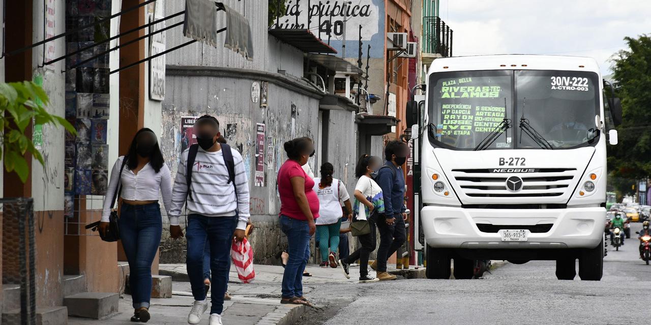 Oaxaca transita al semáforo naranja: Murat | El Imparcial de Oaxaca