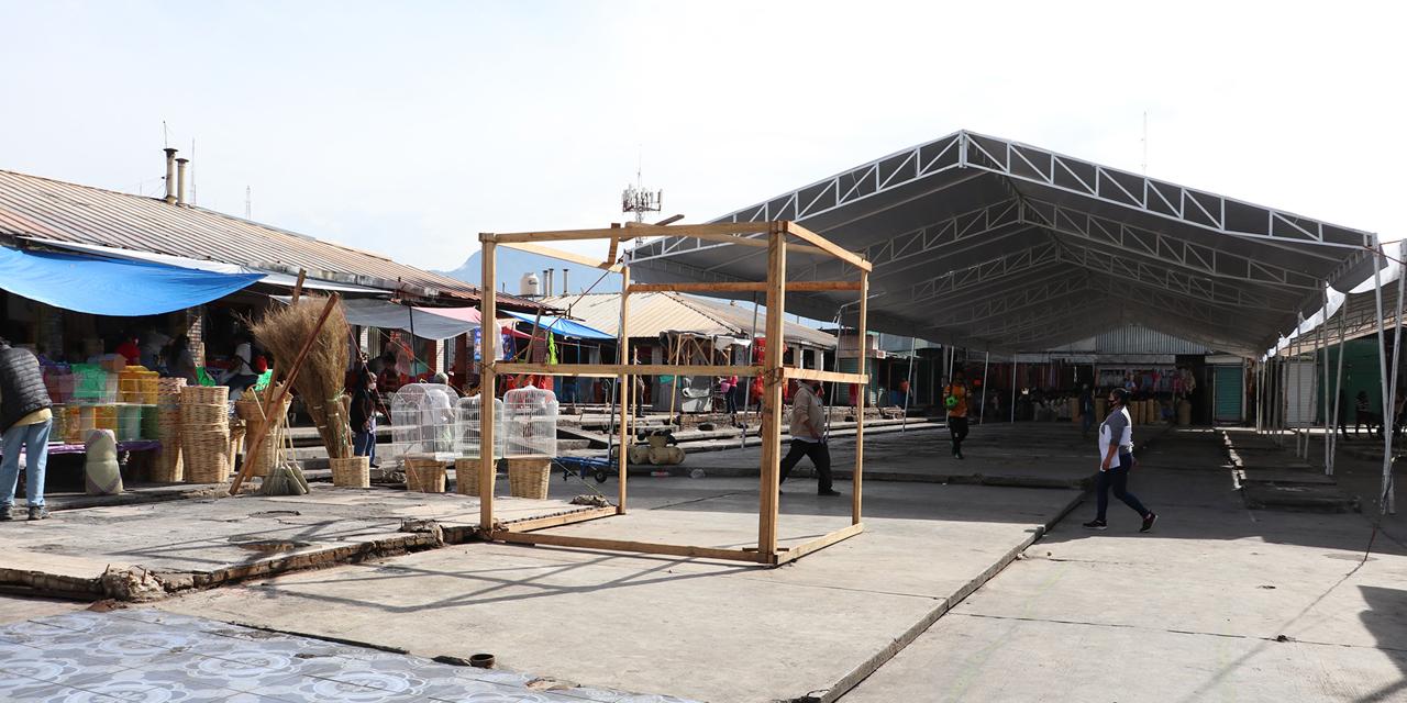 Rescate de la Central será para septiembre   El Imparcial de Oaxaca