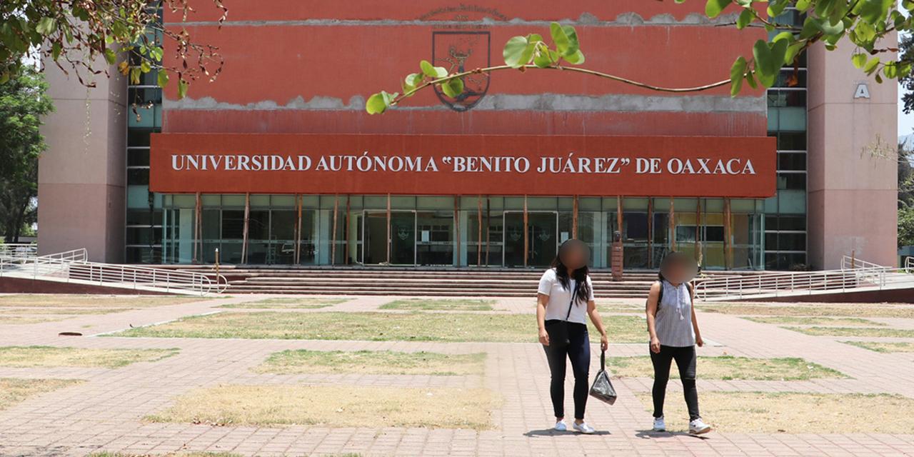 Regreso a clases de la UABJO aún sin fecha   El Imparcial de Oaxaca