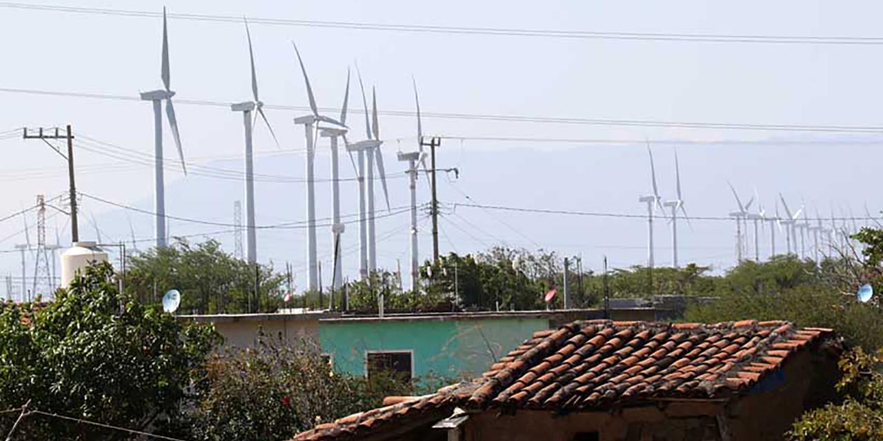 Energía eólica deja pocos beneficios en las comunidades | El Imparcial de Oaxaca