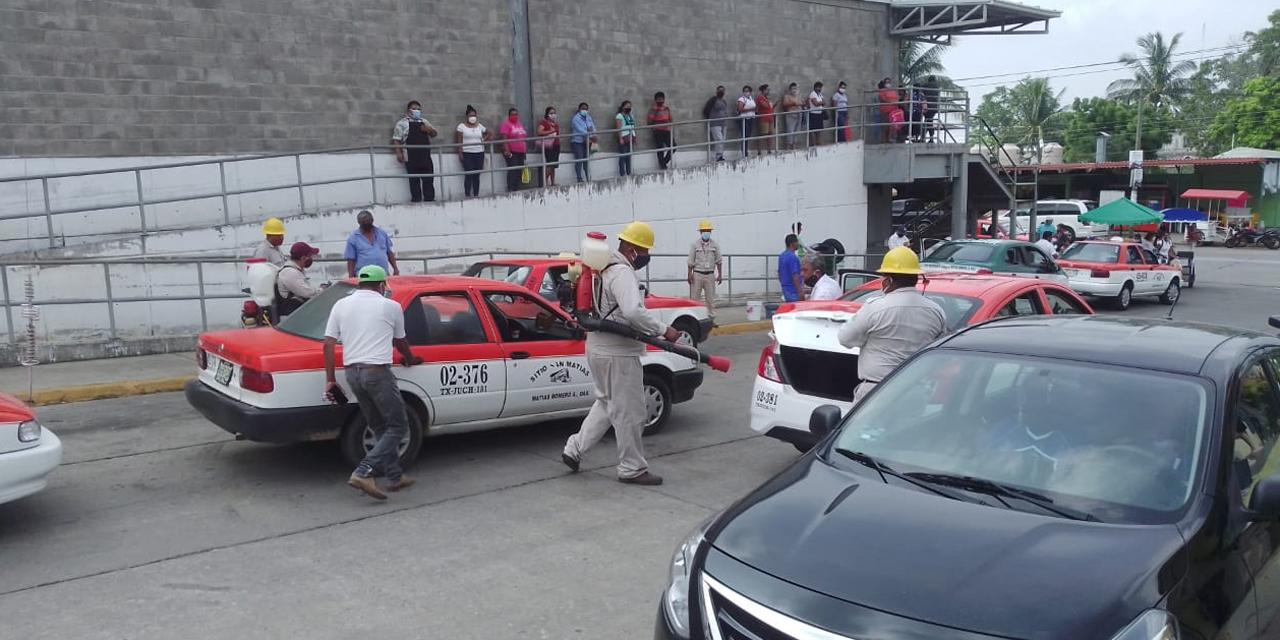 Desinformación genera compras de pánico en Matías Romero | El Imparcial de Oaxaca