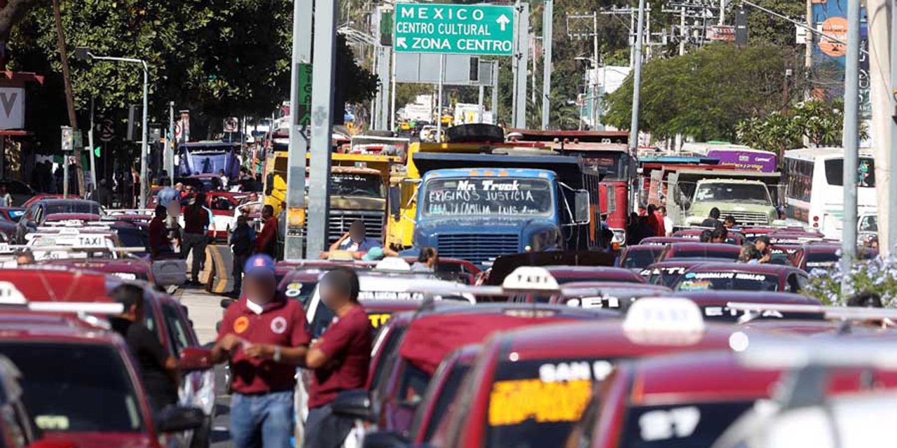 Catem amenaza con sitiar la capital oaxaqueña | El Imparcial de Oaxaca