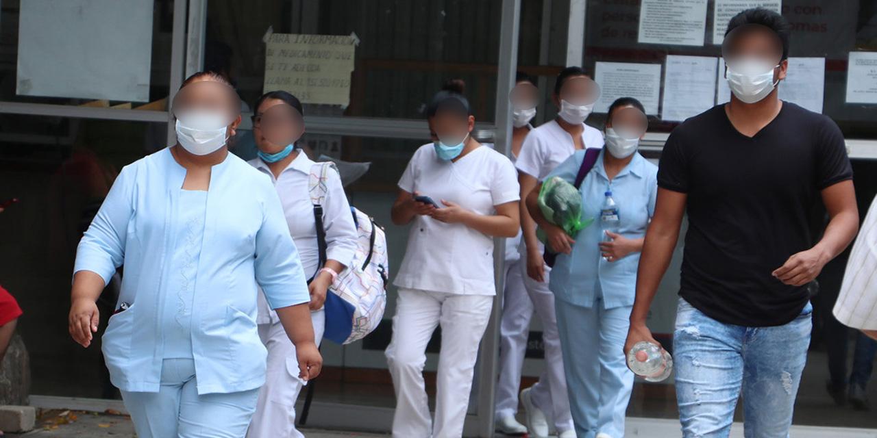 Oaxaca suma 600 contagios en 4 días | El Imparcial de Oaxaca