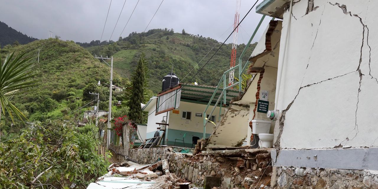 Prevén más reconstrucciones en Oaxaca por el sismo de junio | El Imparcial de Oaxaca