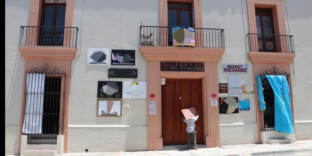 Autoridades de Oaxaca se limitan a sancionar comercios | El Imparcial de Oaxaca