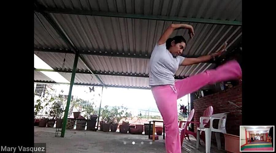 Continúan los entrenamientos en la escuela Moc Chai de Wushu | El Imparcial de Oaxaca