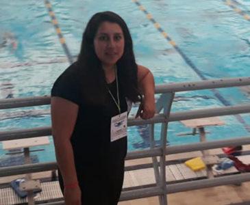 Capacitación desde casa a nadadores de Oaxaca
