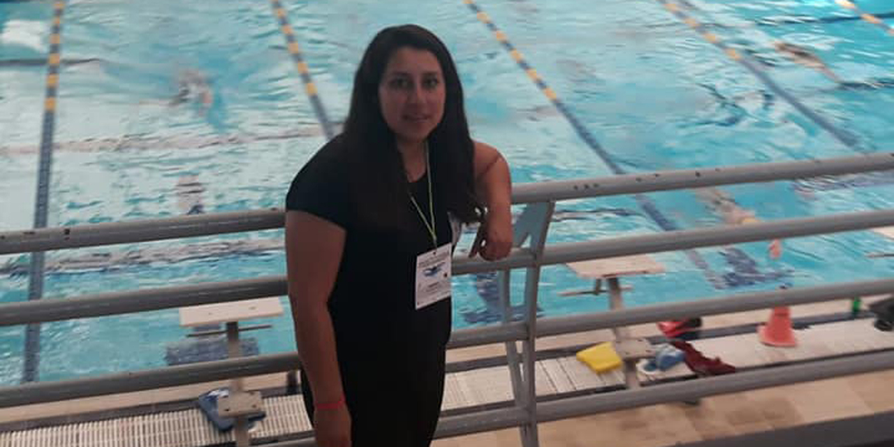 Capacitación desde casa a nadadores de Oaxaca | El Imparcial de Oaxaca