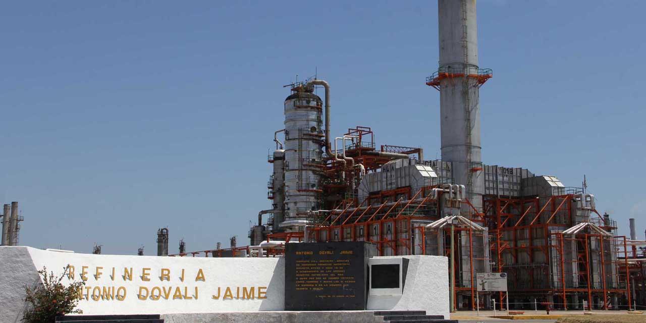Refinería en Salina Cruz cumplirá 41 años de servicio | El Imparcial de Oaxaca