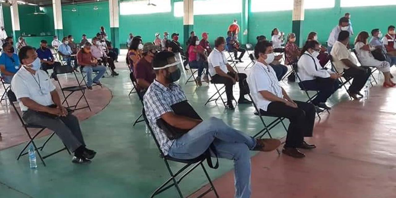 Autoridades de agencias de Matías Romero no justifican gasto de recursos de 2019 | El Imparcial de Oaxaca