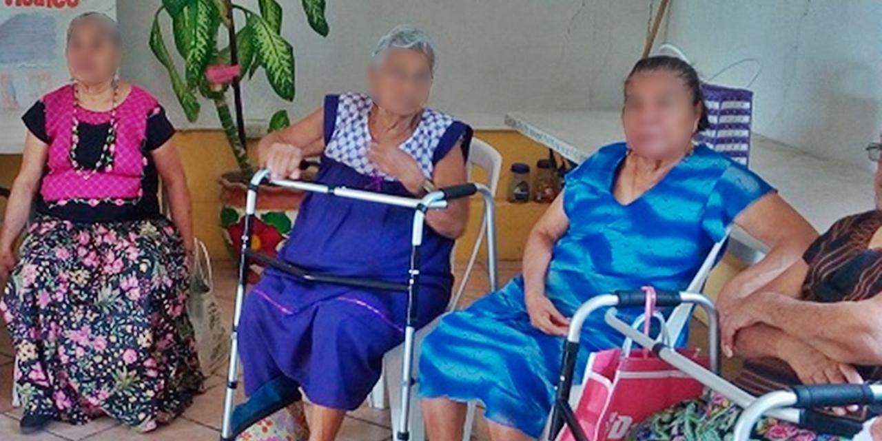 Denuncian irregularidades en programa de Adultos Mayores del Istmo   El Imparcial de Oaxaca