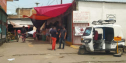 Cierran Mercado 2 de Noviembre de Juchitán por coronavirus