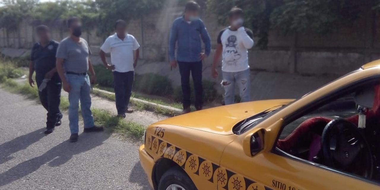 Asalto a mano armada a taxista en carretera de Salina Cruz | El Imparcial de Oaxaca