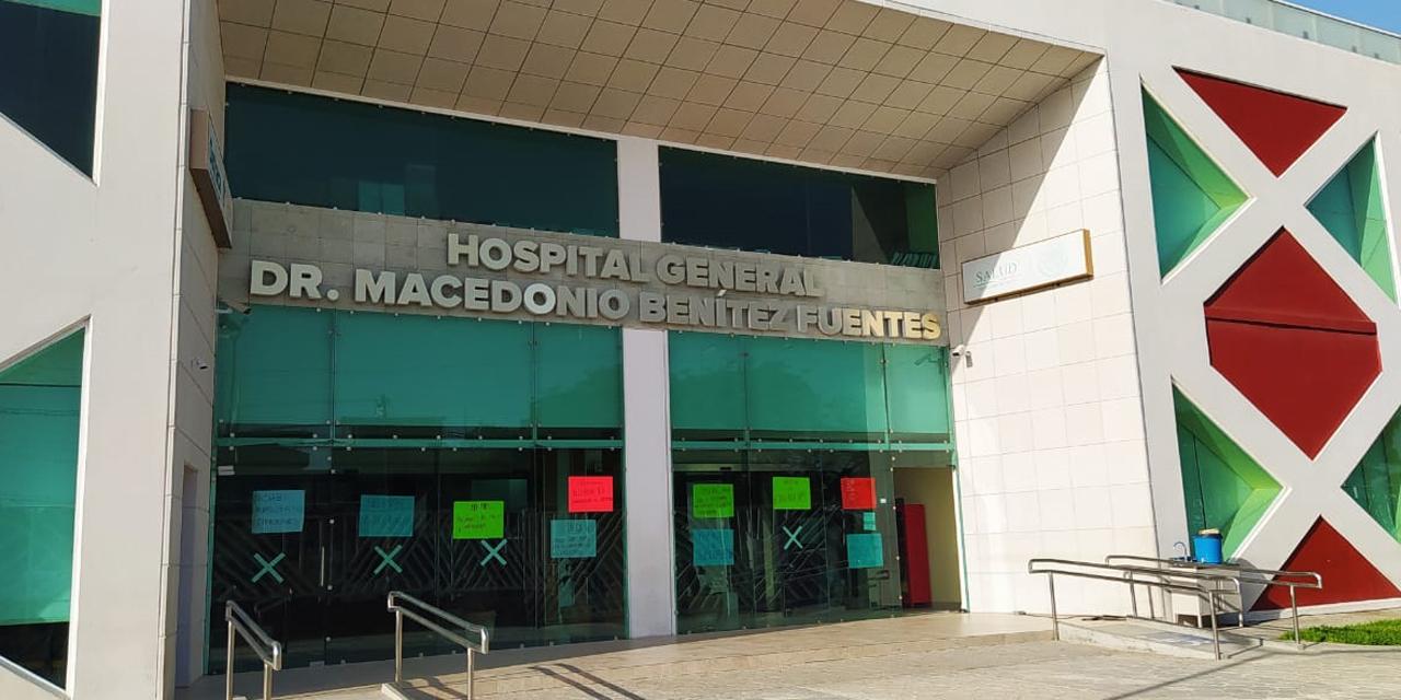Confirman brote de Covid en Hospital General de Juchitán   El Imparcial de Oaxaca