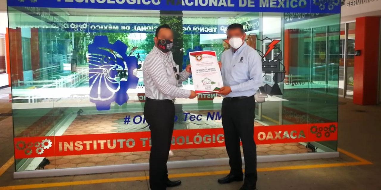 Reconocen solidaridad de ingenieros oaxaqueños tras sismo | El Imparcial de Oaxaca