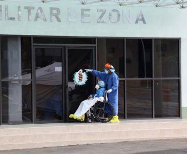 Desertan médicos de Oaxaca por falta de insumos para Covid-19