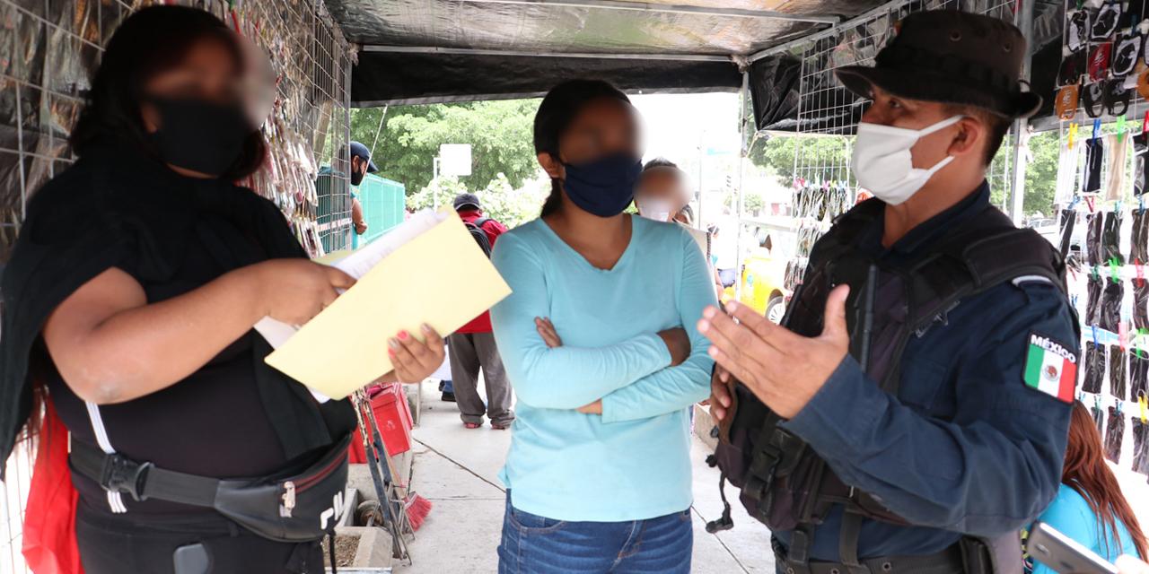 Comercio ambulante rebasa al ayuntamiento de Oaxaca | El Imparcial de Oaxaca