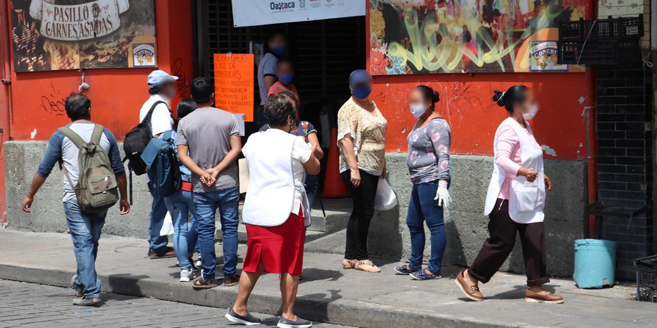 Aumentan contagios con semáforo naranja en Oaxaca | El Imparcial de Oaxaca
