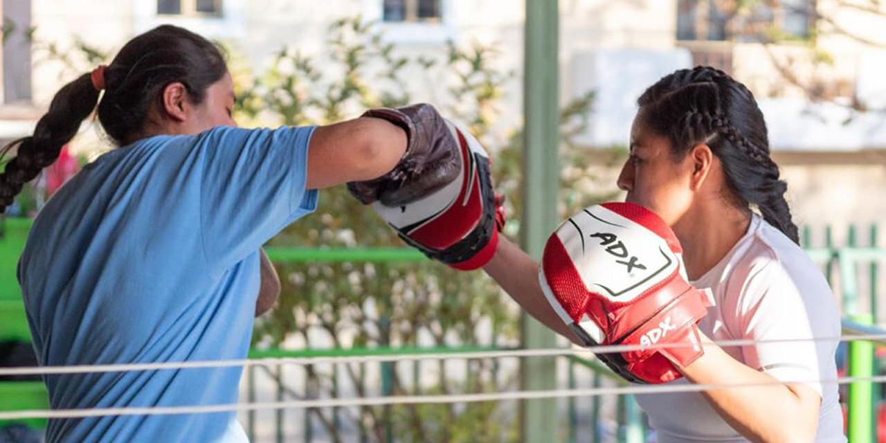 Ofrecen clases de box femenil en Santa Lucía del Camino   El Imparcial de Oaxaca